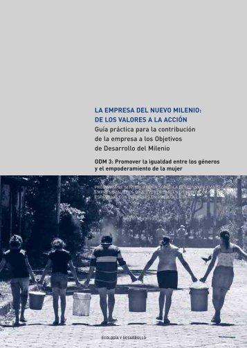 LA EMPRESA DEL NUEVO MILENIO - Fundación Ecología y ...