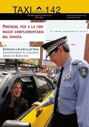 PDF Revista Taxi nº142 - Institut Metropolità del Taxi
