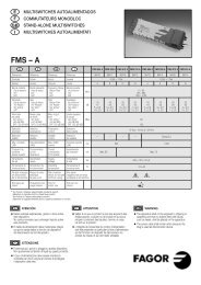 Manual FMS A(12-4-11) - Fagor Electrónica