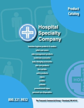 Hospital Specialty Company - healthgards.com