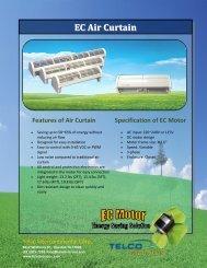 EC Air Curtain - ThomasNet
