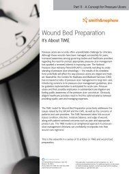 Part 11: A Concept for Pressure Ulcers - Ostomy Wound Management