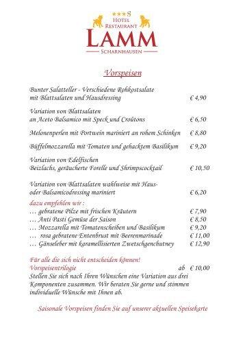 Download - Hotel Restaurant Lamm, Scharnhausen