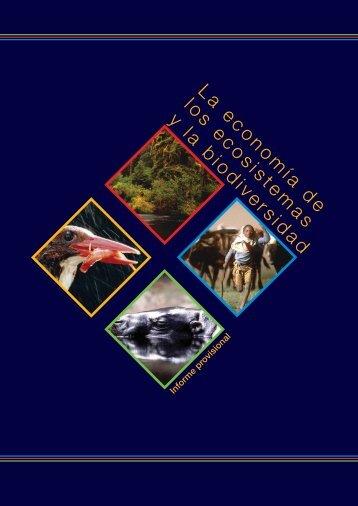 La economía de los ecosistemas y la biodiversidad - TEEB
