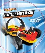 Guía de Juego Ballistiks: ¿Cómo juegas? - Hot Wheels