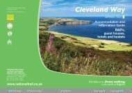 Accommodation And Information Guide - National Trails