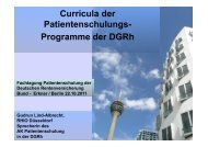 WS 2_4_dgrh-lind-albrecht1 - Zentrum Patientenschulung