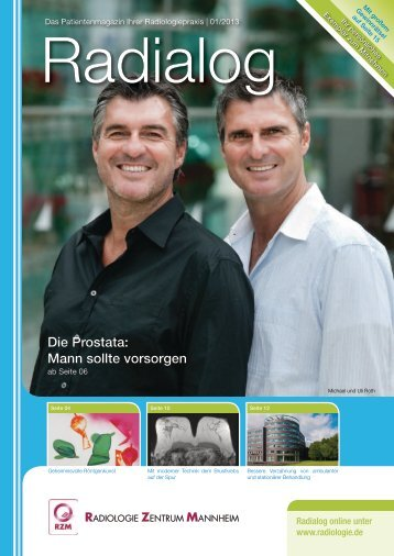 Radialog Ausgabe 01/2013