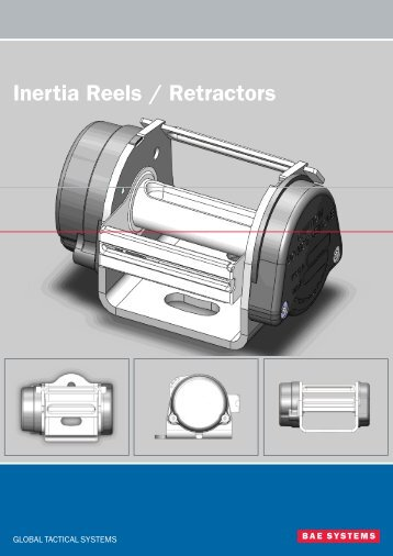 Inertia Reels / Retractors - Schroth Safety Products GmbH