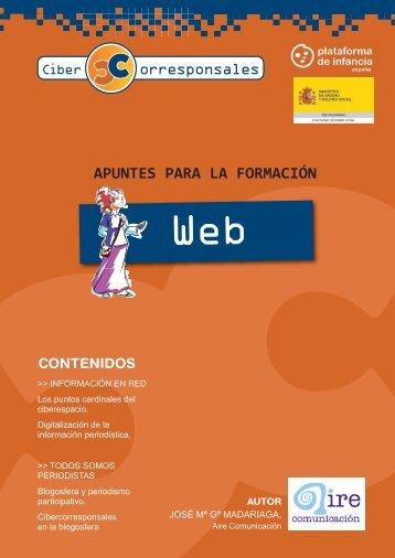 Diseño web - Aire Comunicación