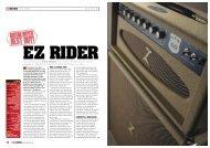 ez rider - Dr Z Amplifiers