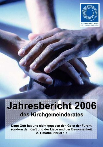 2006 - Reformierte Kirche Ostermundigen