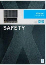 HIMax Safety Manual - Tuv-fs.com