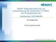 Mobile Videoüberwachung zur Unterstützung der Sicherheit im ÖPNV ...