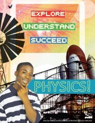 Minorities in Physics Brochure - American Physical Society