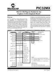 AN1388 – PIC32 Bootloader - Microchip