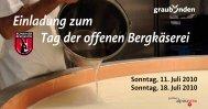 Detailprogramm Käsereistandorte - Bündner Bergkäse