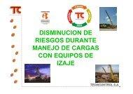 tecnicontrol sa - Consejo Colombiano de Seguridad