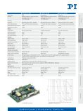 E-709 Compact and Cost-Optimized Digital Piezo Controller (PDF) - Page 2