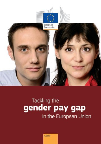 Tackling the gender pay gap in the European Union