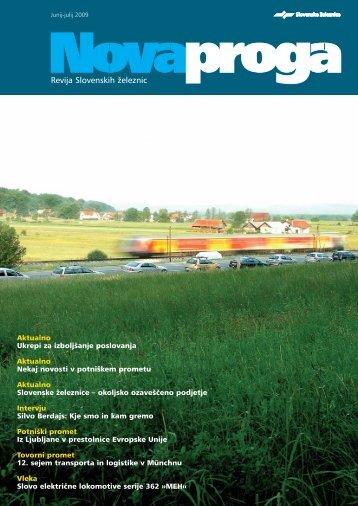 Junij-julij (.pdf, 2 MB) - Slovenske železnice