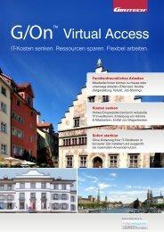 G/On für kommunale Anwender - Giritech.de