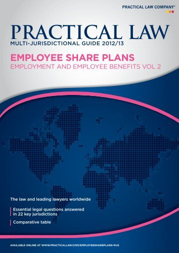employee share plans - The Lawyer