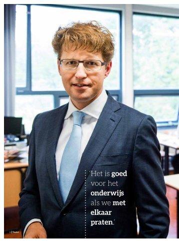 Het valt in Nederland erg mee met centrale toetsing
