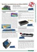 Datová & Telekomunikační řešení a rozvaděče - Conteg - Page 3