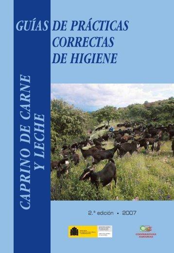GUÍAS DE PRÁCTICAS CORRECTAS DE HIGIENE ... - Eurocarne