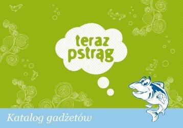 katalog gadżetów luty 2013