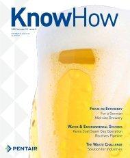 KnowHow 2-2012 - Pentair