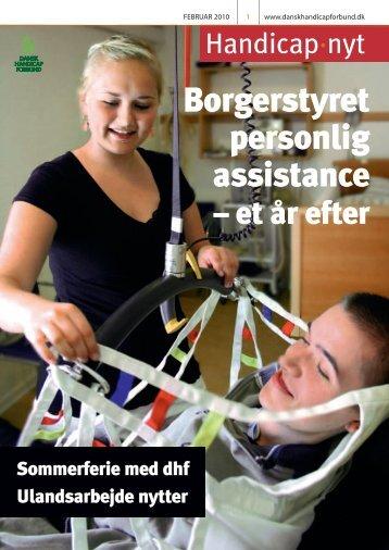 Februar.pdf - Dansk Handicap Forbund