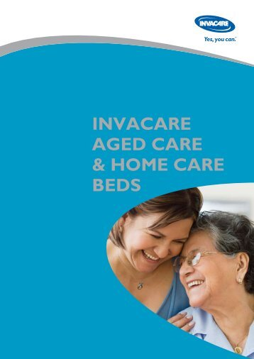 INVACARE AGED CARE & HOME CARE BEDS