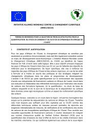 Téléchargez les termes de référence (PDF - 115.4 ko) - CILSS