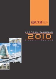 utmspace annual 2010 book