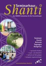 Seminarhaus Shanti - Yoga Vidya