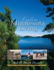 Make the Move to Minnesota - Minnesota Department of ...