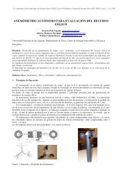 Anemómetro Davis - Asociación Peruana de Energía Solar y del ...