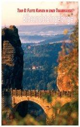 Elbsandsteingebirge - Hotel Riedel