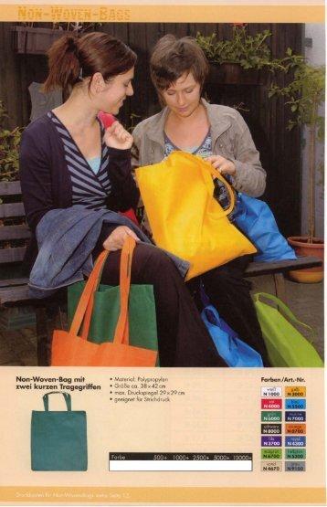 PDF Non Woven Bag