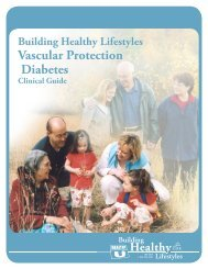 diabetes clinical guide.indd - Chinook Primary Care Network