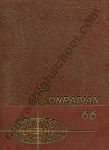 1966 Conradian Yearbook - Henry C. Conrad High School