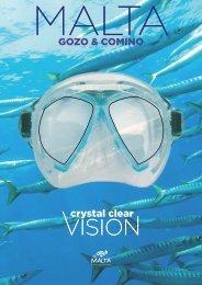 crystal clear - Professional Diving School Association Malta