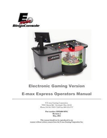 E-max Express - Arrow International