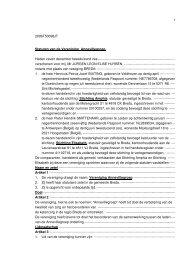 1 2006T50098JT Statuten van de Vereniging Annevillegroep Heden ...