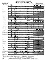 National Emblem-score - Music Ruh