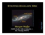 Modjaz et al - Explosive Ideas about Massive Stars