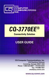 CQ-3770EE-USER-GUIDE