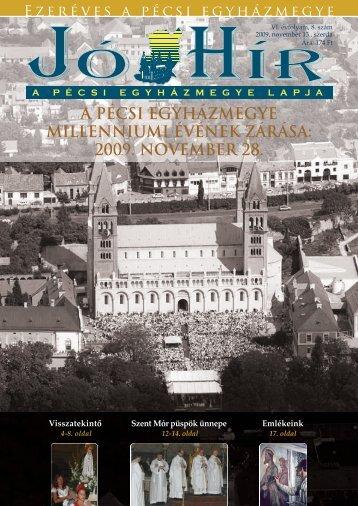 November - Pécsi Egyházmegye
